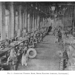 Brush Company Machine Shop Armature Room