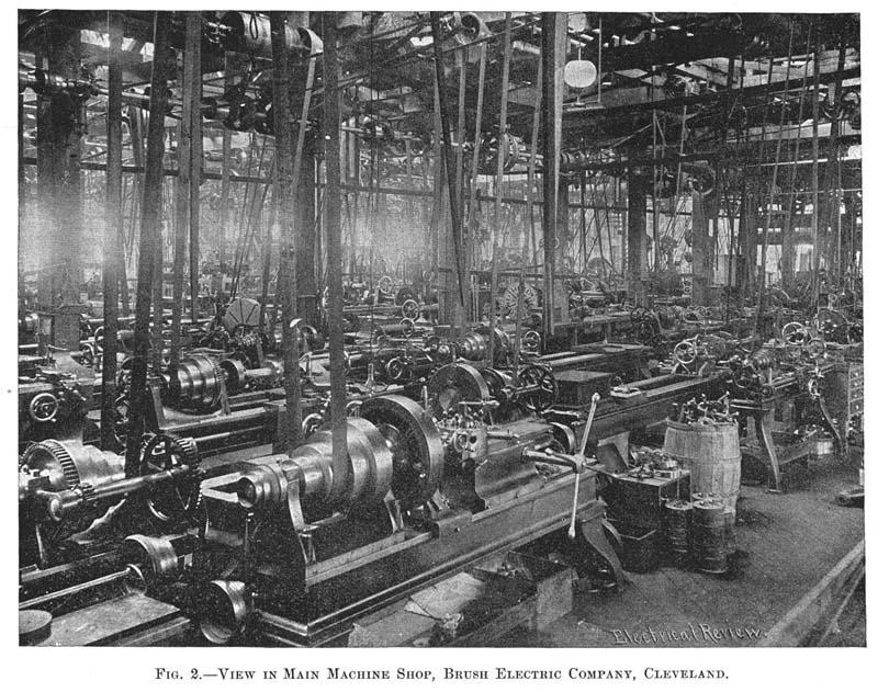 philadelphia machine shop