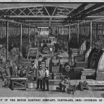 Brush Company Machine Room